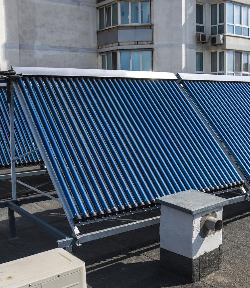 haustechnik solaranlagen