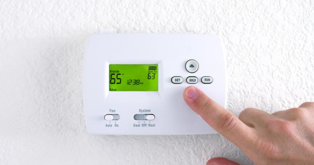 Elektrisches Thermostat